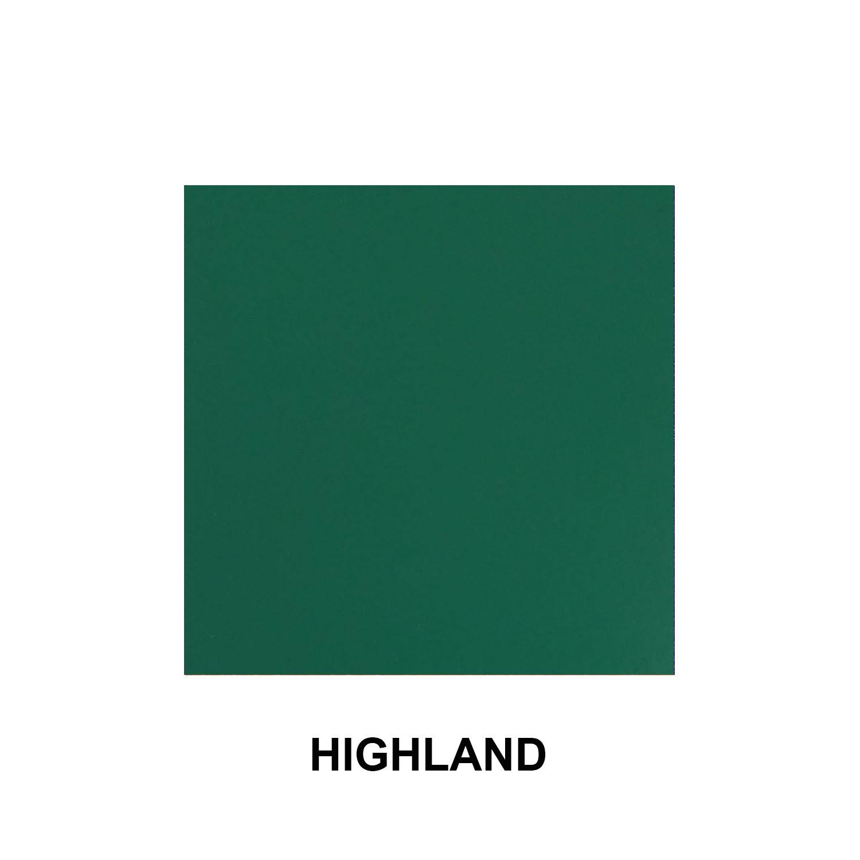 Highland Aluminum Finish