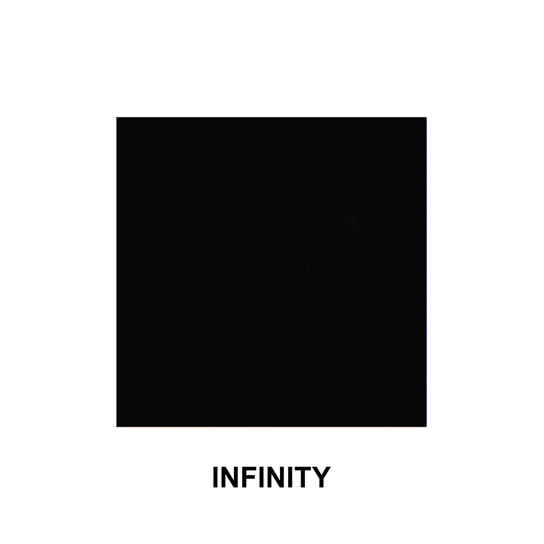 Infinity Aluminum Finish