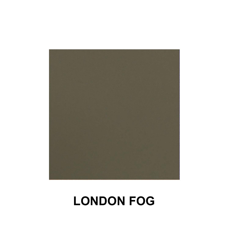 London Fog Aluminum Finish