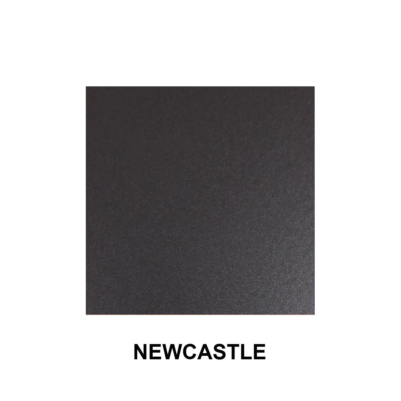 Newcastle Aluminum Finish