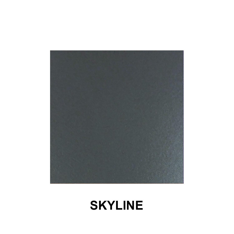Skyline Aluminum Finish