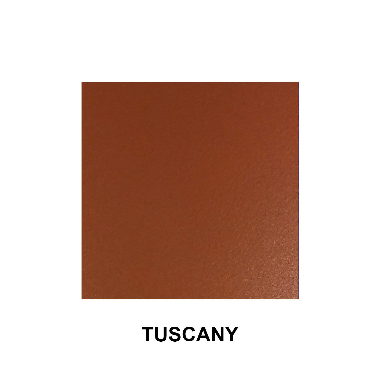 Tuscany Aluminum Finish